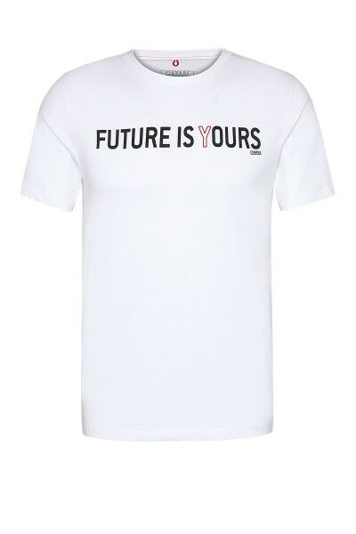 CINQUE T-Shirt CISLOGAN CI-7075-6950-01-211-S 01
