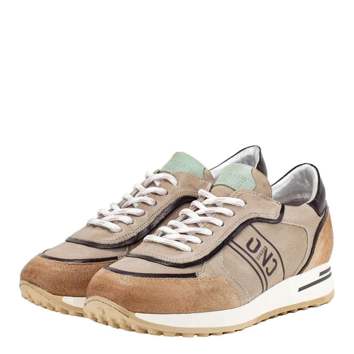CINQUE women Sneaker CI-21958-10-20-201-36 silber/neonorange