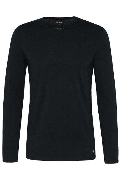 CINQUE T-Shirt CIDADO L/S CI-7008-1572-99-099-S 01
